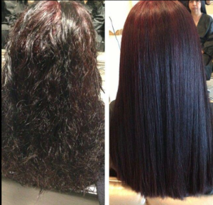 Japanese Straightening Before And After Www Pixshark Com